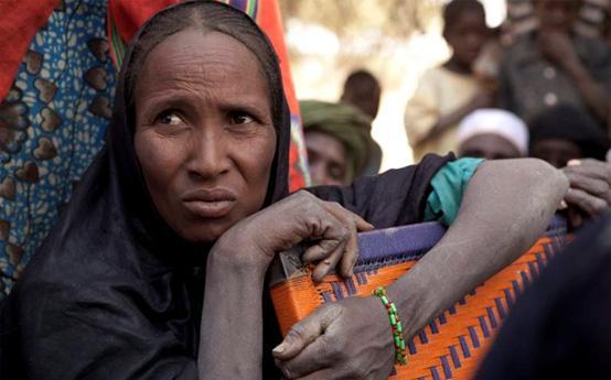 Le développement durable de la famine -2)